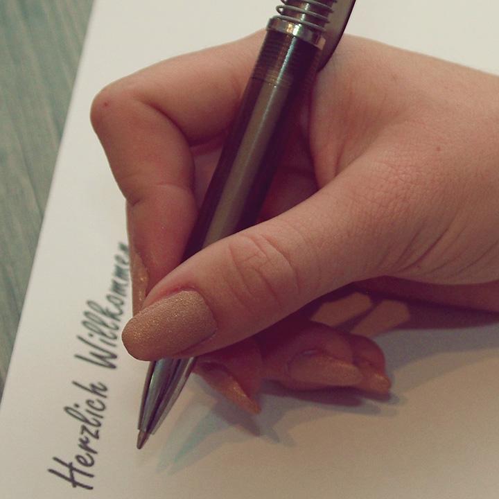 書き方と出すタイミング